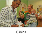 go to info about our clinics