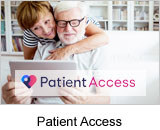 Register for patient access